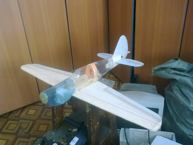 Как построить самолет 71